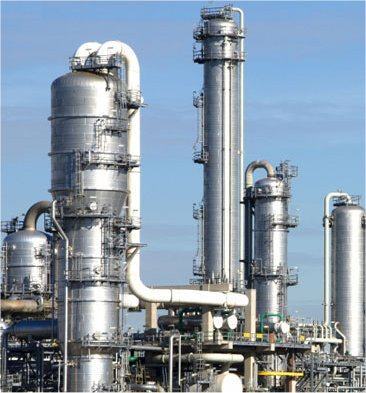 Industria Quimica on Fractional Distillation Column